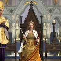Itt vannak A fehér királyné című sorozat magyar hangjai