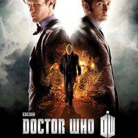Plakátot kapott a Doctor Who