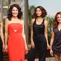 Szinkronhangok: Elvált nők kézikönyve (Girlfriends' Guide to Divorce)