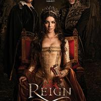 The CW-plakát 1. - Reign