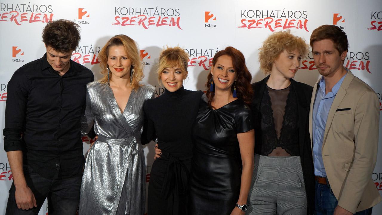 Kovács Tamás, Szilágyi Csenge, Kovács Patrícia, Dobó Kata, Rujder Vivien és Dóra Béla(fotó: Jasinka Ádám)