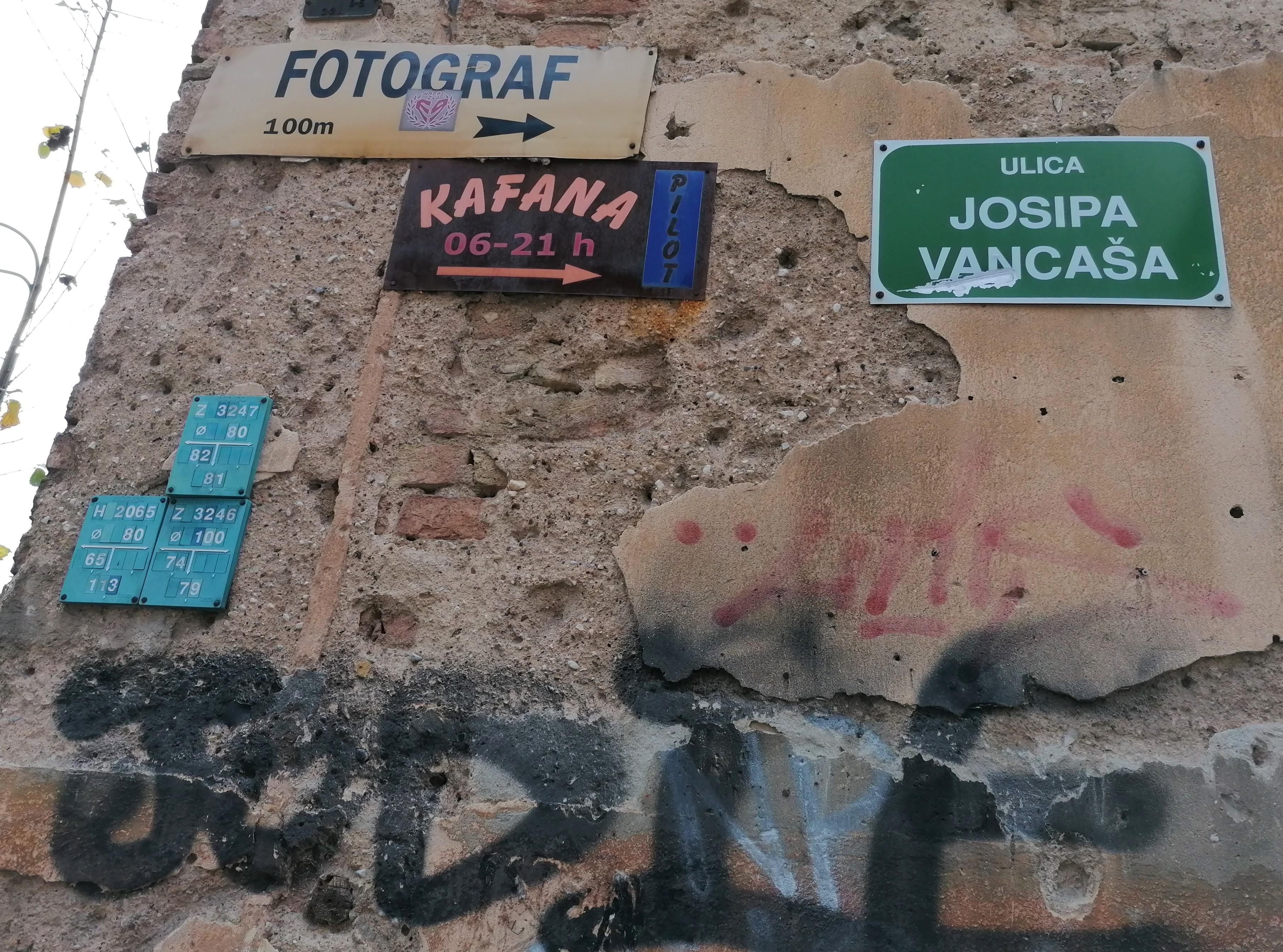 Magyar építette fel Szarajevót?