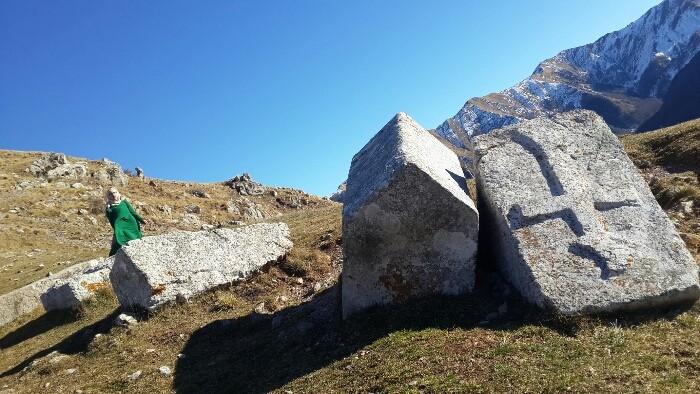 Bogumilok sírfeliratai Boszniában