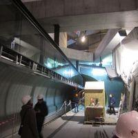 Négyes metró és hat másik - a Gellért tér alatt