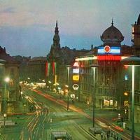 Az ufó-lámpák fénykora - Történelmi belvárosaink és a modern közvilágítás dilemmája