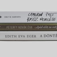 Miről írnak a szerzők? 3 könyv, ami hatással volt rám