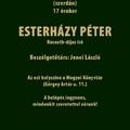 A Műút a könyvtárba vezet 15: Esterházy Péter