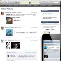 Itt a ping, azaz az iTunes 10
