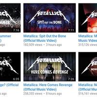 Megérkezett a Metallica is a 21.századba