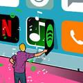 A Netflix és a Spotify együtt megy neki az Apple-nek