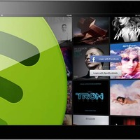 BRÉKING: Elérhető a Spotify iPad app