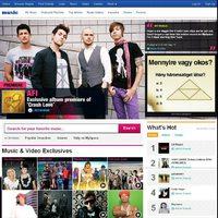 BREAKING: Elindult hódító útjára a MySpace Music