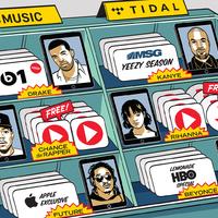 A Universal Music végső csapásra készül az exkluzív  zenei tartalmak ellen