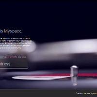 Itt a megújult, zenei fókuszú Myspace