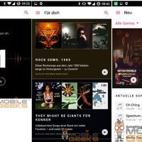Így fog kinézni az Apple Music Android-on