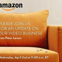 Akár már a héten bejelenti streaming szolgáltatását az Amazon?