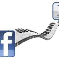 A Pandora a Facebook zenei szolgáltatója