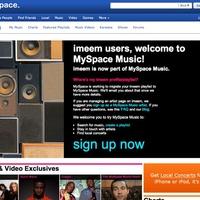 Mi lesz a MySpace Music-al?