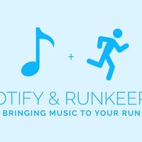 Futók figyelem: Itt a Runkeeper-Spotify integráció!