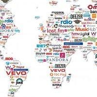 A digitális zene 2011-ben, számokban