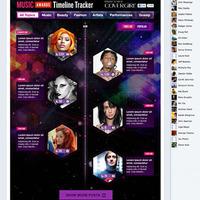 Hódít a közösségi  média az MTV Video Awards-on
