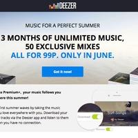Brutális árcsökkentéssel válaszol a Deezer az Apple Music bejelentésére