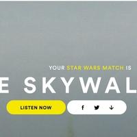 A Spotify megmondja zenéid alapján melyik Star Wars karakater vagy