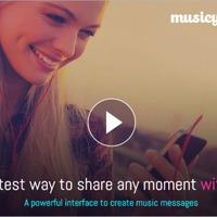 Zenés üzenetküldés kimaxolva