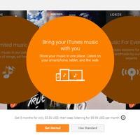 A Google kirobbantotta a digitális zenei árháborút