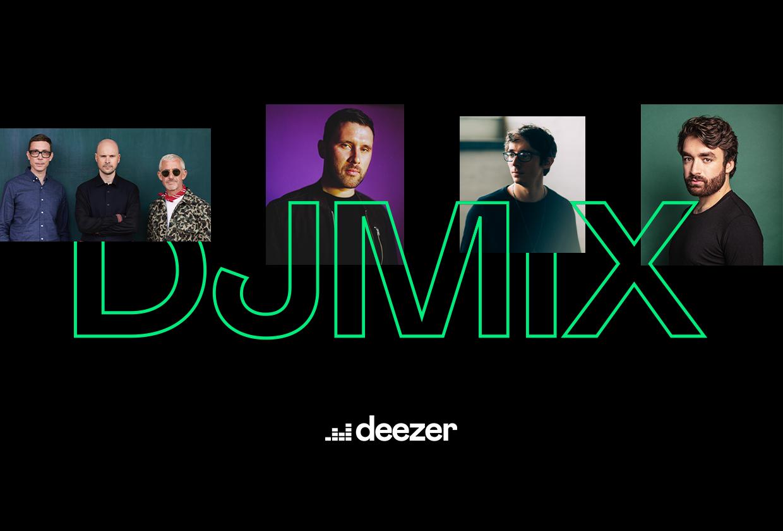 Élő koncertekkel  és DJ mixekkel erősít a Deezer