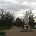 Regent's Park, Primrose Hill, és kocafutók :)