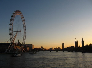 Cleopatra's Neelde, London Eye, Big Ben, Westminster-apátság, Harrods
