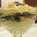 Mákos, vanília pudingos, almás köles pohárban! (Cukor nélkül)