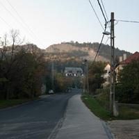 Budapest panoráma III.: III. kerület, Róka-hegy (280 m)