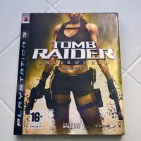 Tomb Radier: Underworld