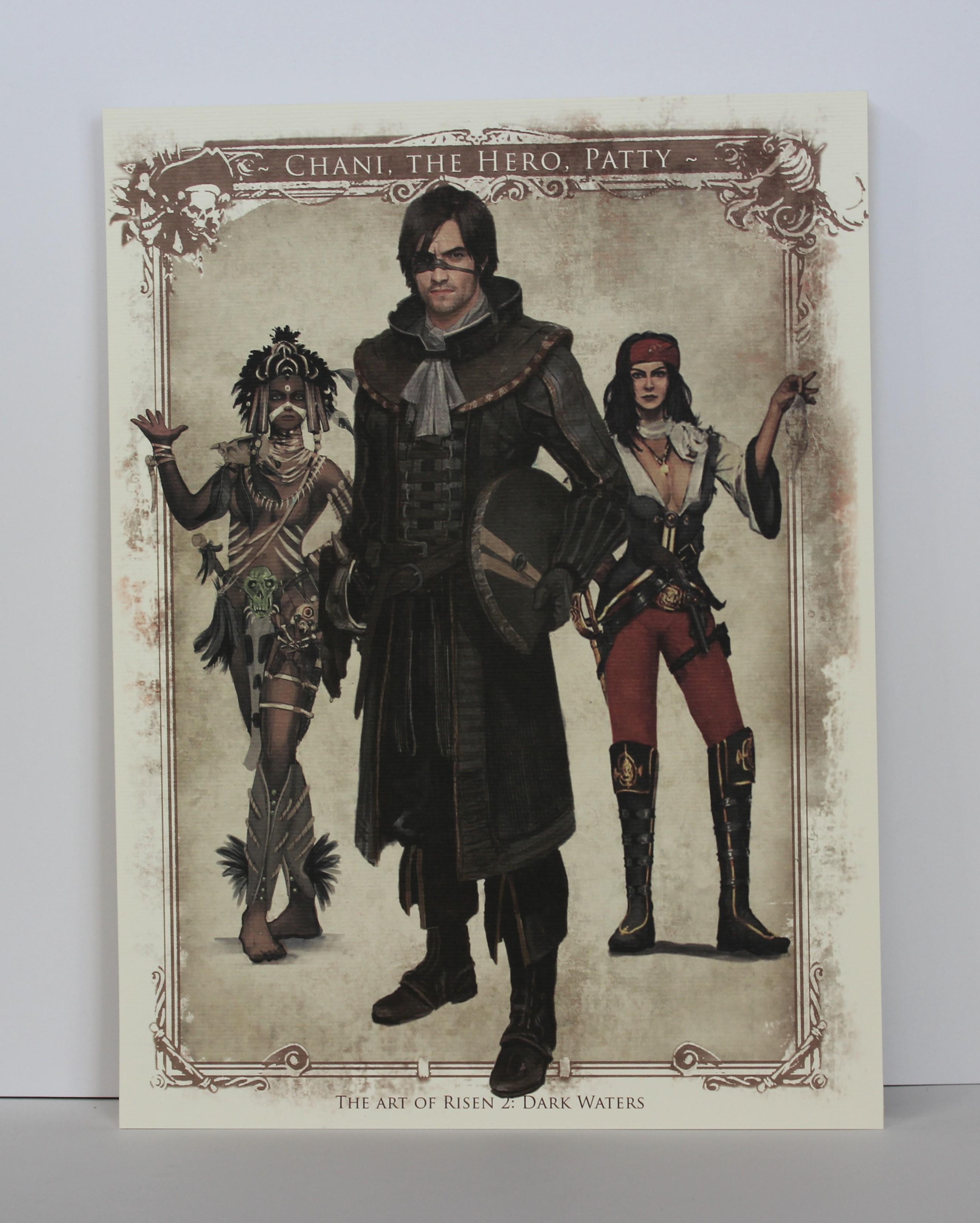 A hős, mert nincs RPG A HŐS nélkül.