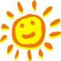 süss fel, nap