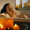 Fürdőzés kristályokkal, a relaxáció csúcsa