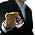 A sikeres üzletkötés titka - kristályenergia