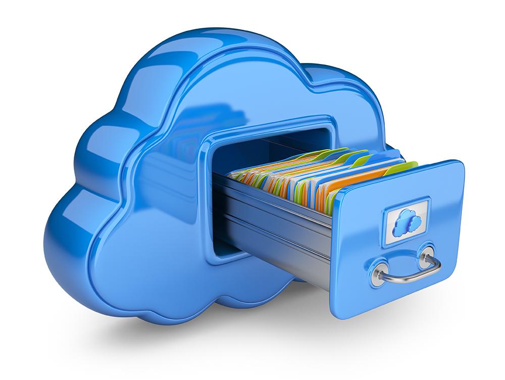 Felhő alapú adattárolás - mysoft.hu - blog