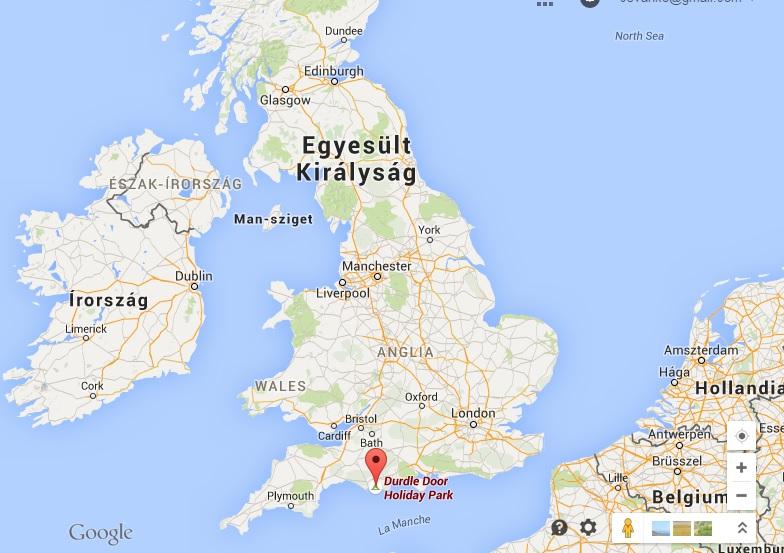 nagy britannia térkép Durdle Door, a Jurrasic Coast kapuja   Nagy Britannia kincsei  nagy britannia térkép