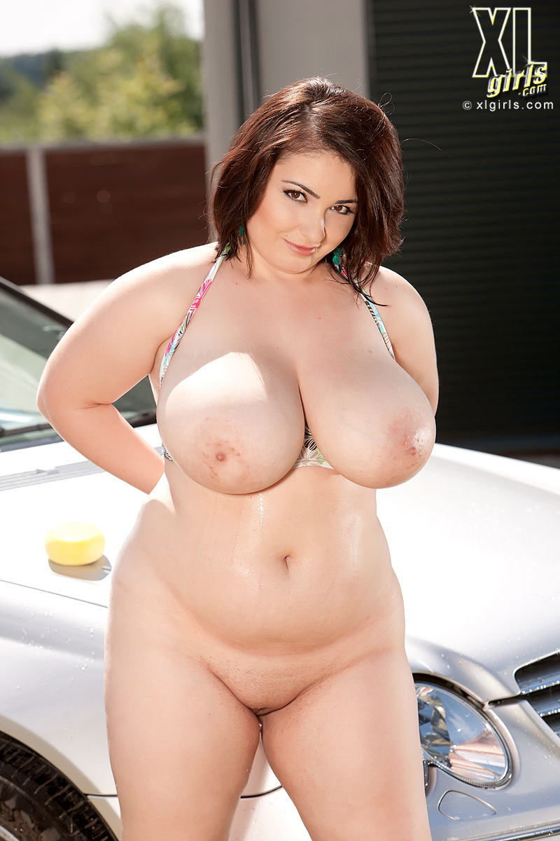 Mature chubby fat busty bbw redhead babe with big naturals