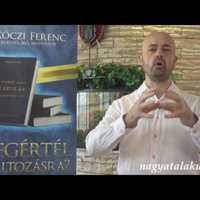 8/7 - Mikóczi Ferenc: Mentor választás