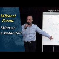 Mikóczi Ferenc: Miért ne félj a kudarctól?