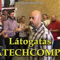 Látogatás az ATECHCOMP-nál