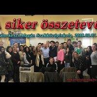 Mikóczi Ferenc: A siker összetevői