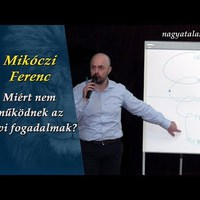 Mikóczi Ferenc: Miért nem működnek az újévi fogadalmak?