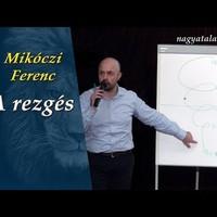 Mikóczi Ferenc: A rezgés