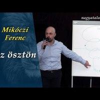 Mikóczi Ferenc: Az ösztön