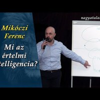 Mikóczi Ferenc: Mi az értelmi intelligencia?